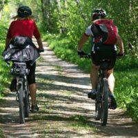 Recorrido en bici por la Cantabria rural